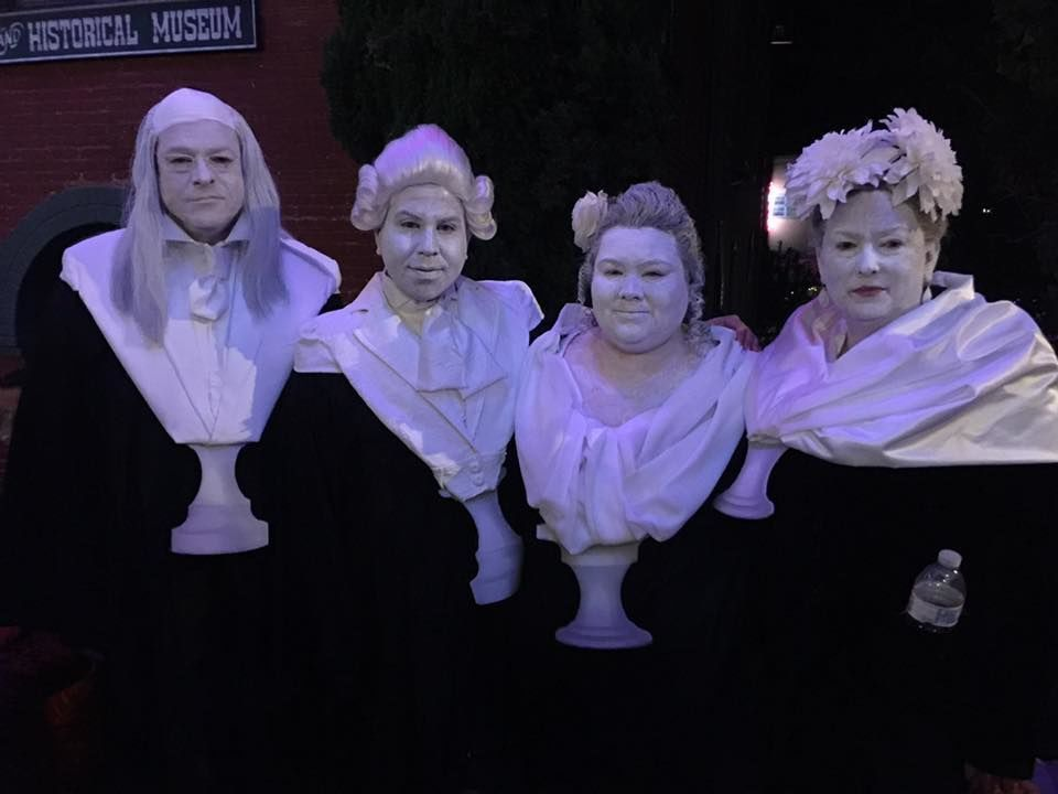 Halloween 2020 Composers Composer Bust Statue Costumes | Martha stewart halloween costumes