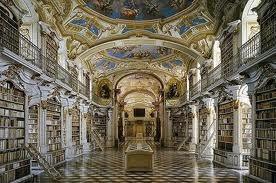 abadia de melk biblioteca - Buscar con Google