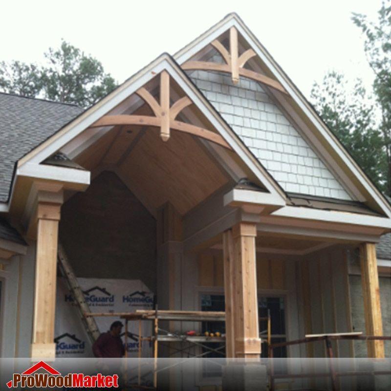 Gable Bracket 43t84 Gable Roof Design Gable Brackets Roof Design