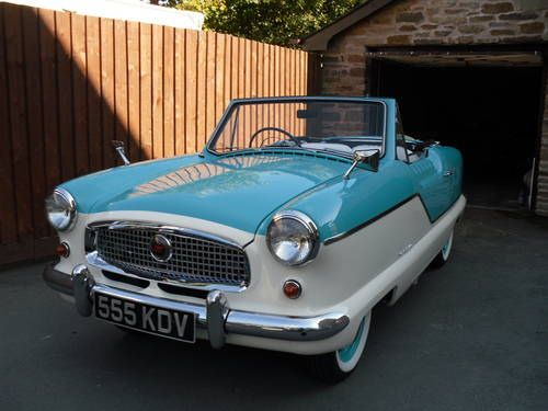 Austin Nash Metropolitan Convertible 1961   Cars  Wheels and British car 1961 Austin Nash Metropolitan  I LOVE this car