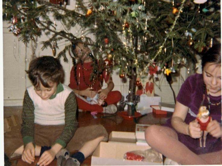 1964 a christmas pastvintage christmas70 s
