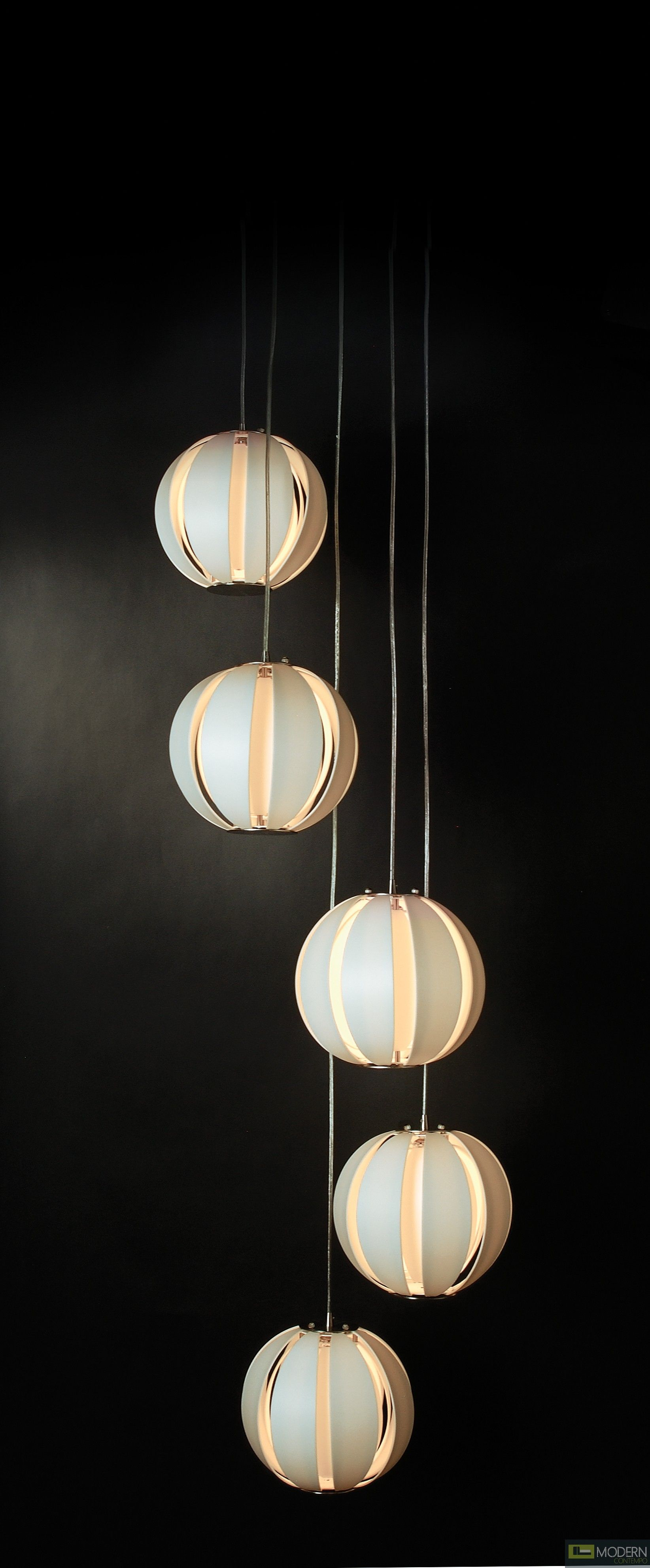 layered lighting. This Layered Pendant Light Consists Of Five Balls Varying Height. Interesting Piece Would Add Pizzazz To Your Foyer Or Entrance Way. Lighting I