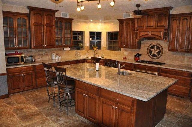 Amish Kitchen Cabinets Check more at http://casahoma.com ...
