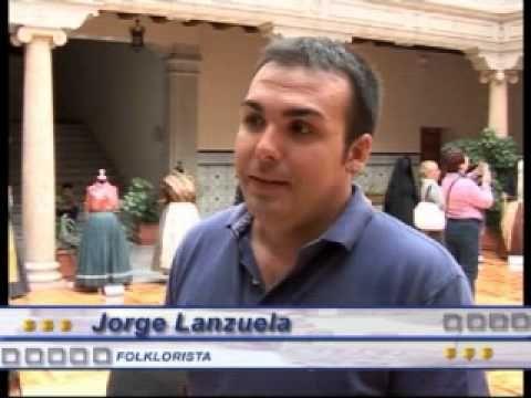 Exposición de indumentaria aragonesa