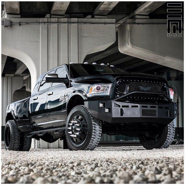 Chrysler Trucks 2015: Custom 2015 #DodgeRam 3500 Heavy Duty #Ram #ramtruck