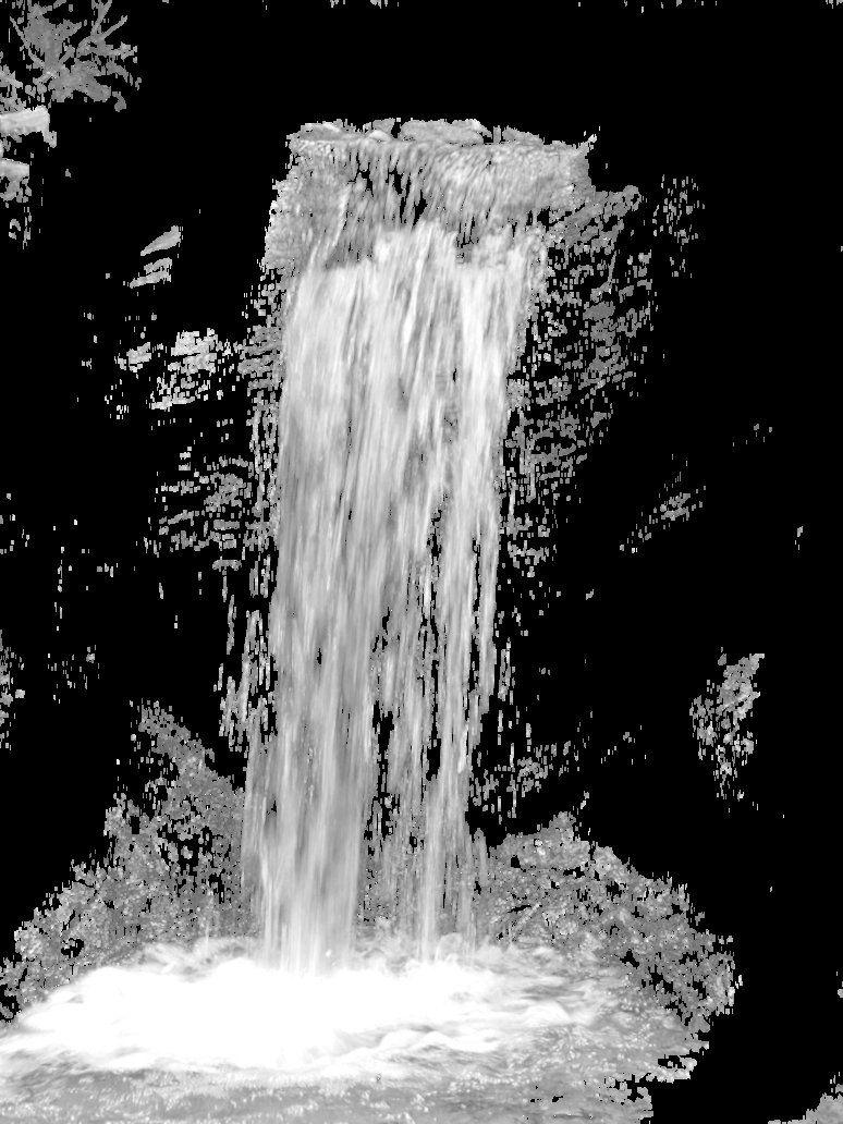 Waterfall Clear By Mindsabotage On Deviantart Waterfall Photoshop Photoshop Resources