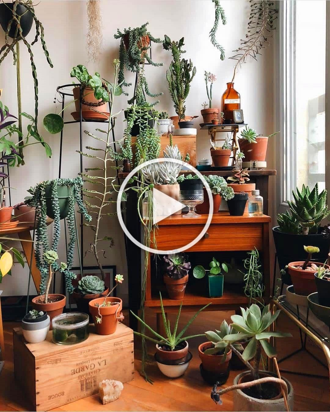 80 DIY Plant Stand Ideas To Fill Your Room With Greenery ... on Amazing Plant Stand Ideas  id=92655