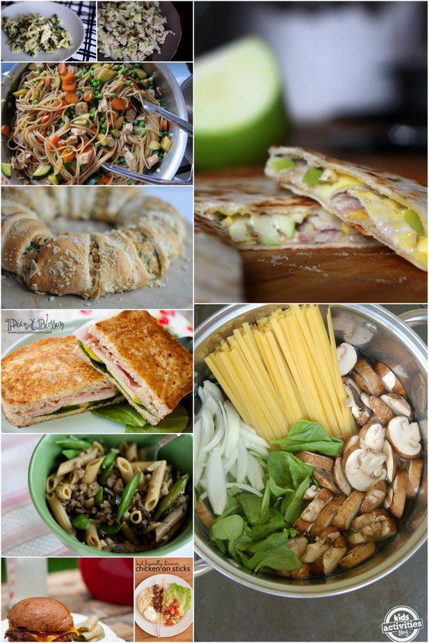 10 fast family dinners home cooked in 20 minutes or less dinners