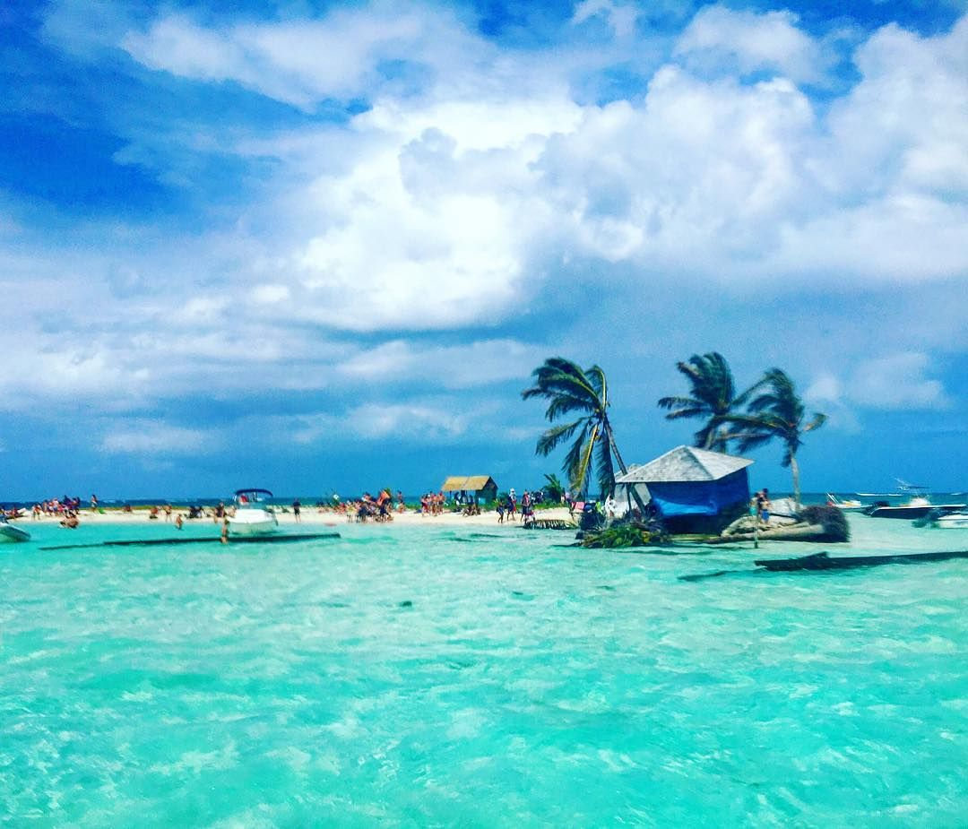 Desert Island Beach: If I Ever Get Stranded On A Caribbean Island, Don't Come