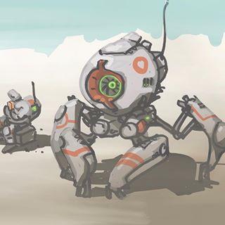 John Seru Johnseru Foto Dan Video Instagram Sci Fi Illustration Instagram