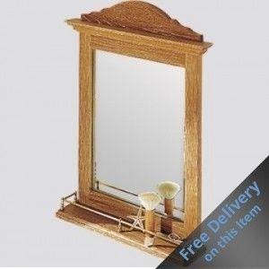 Westminster Gallery Mirror Rail 670 X 510 X 110mm Mirror