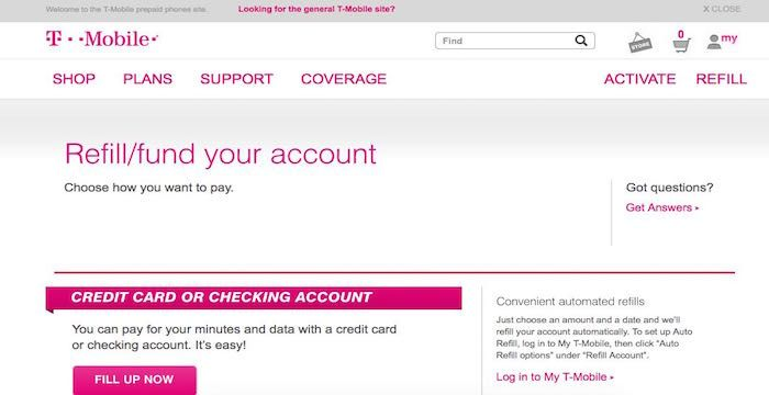 T Mobile Prepaid Login Prepaid Phones T Mobile Com Prepaid