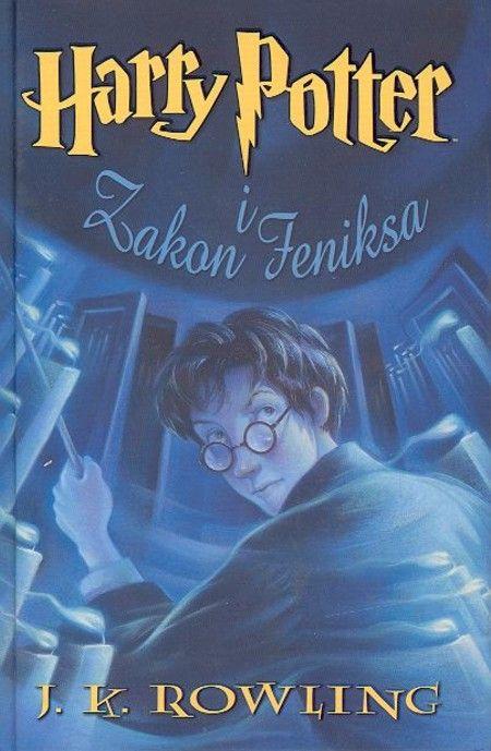 Harry Potter I Zakon Feniksa Ceny I Opinie Ceneo Pl Prisoner Of Azkaban Book Harry Potter Paperback Books
