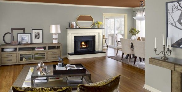 Charmant Room · Popular Living Room Paint Colors: ...