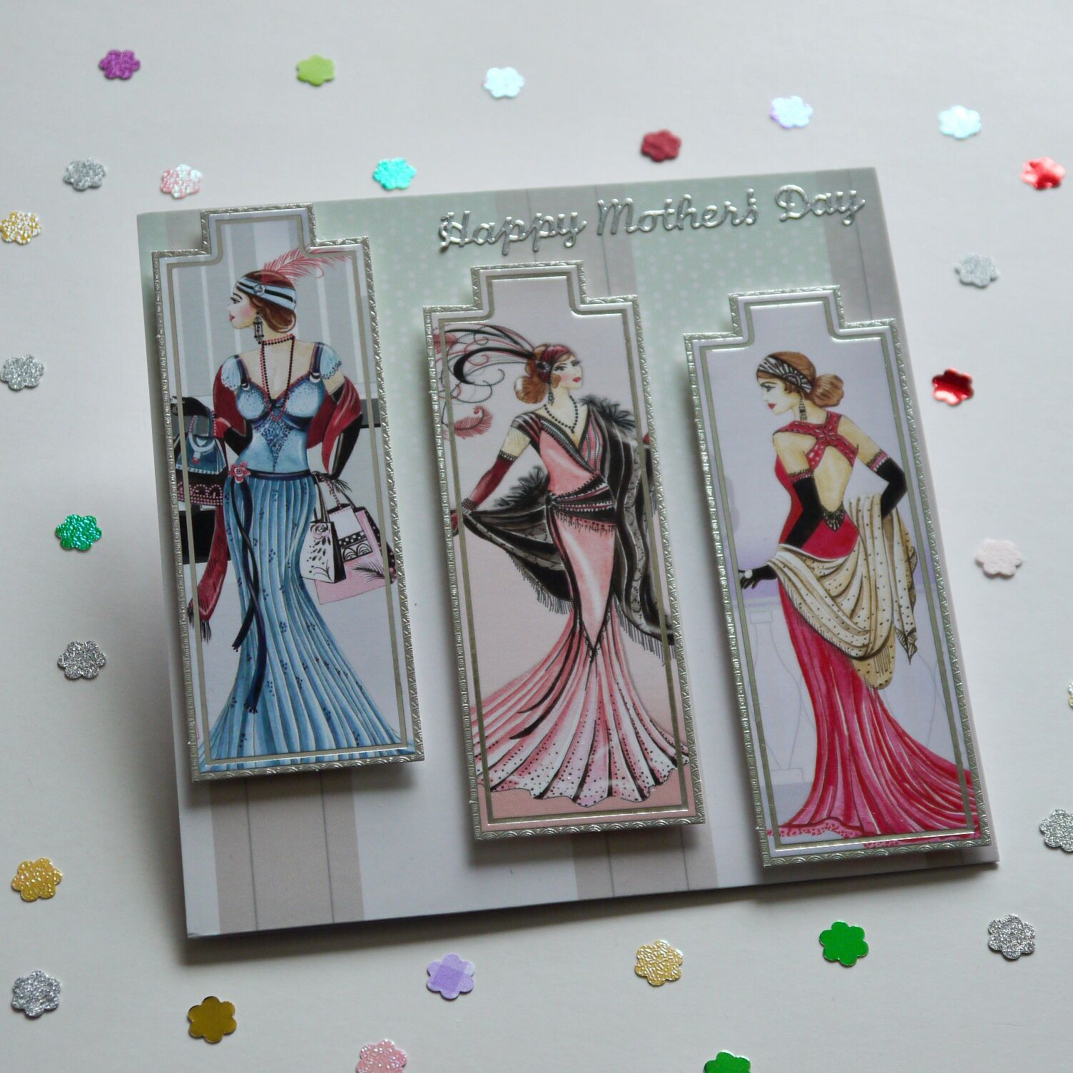 home of creatives  mother's day gift sets greeting card