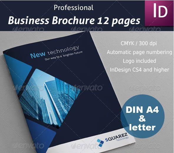 100+ Free Brochure Templates, Design  Print Brochures Online