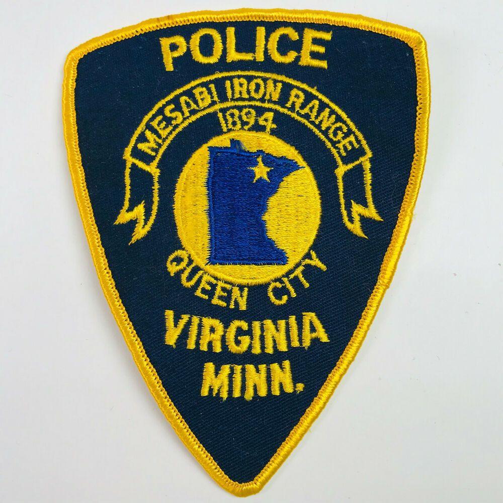 Virginia police queen city mesabi iron range minnesota