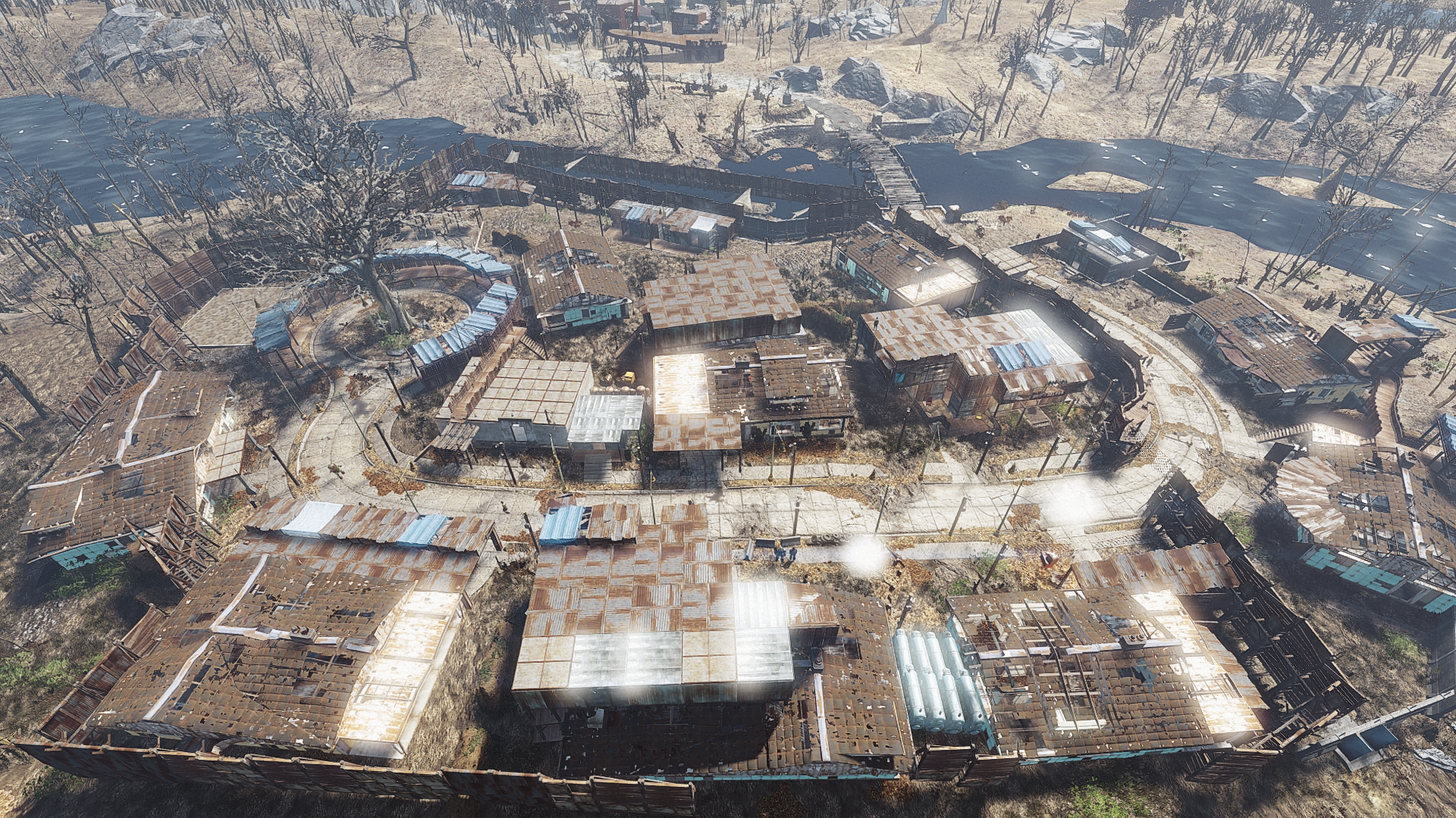 Epic Sanctuary at Fallout 4 Nexus - Mods and community   Fallout4