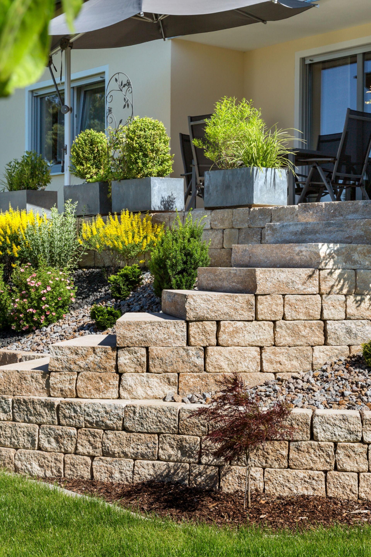 Gartengestaltung im mediterranen Stil