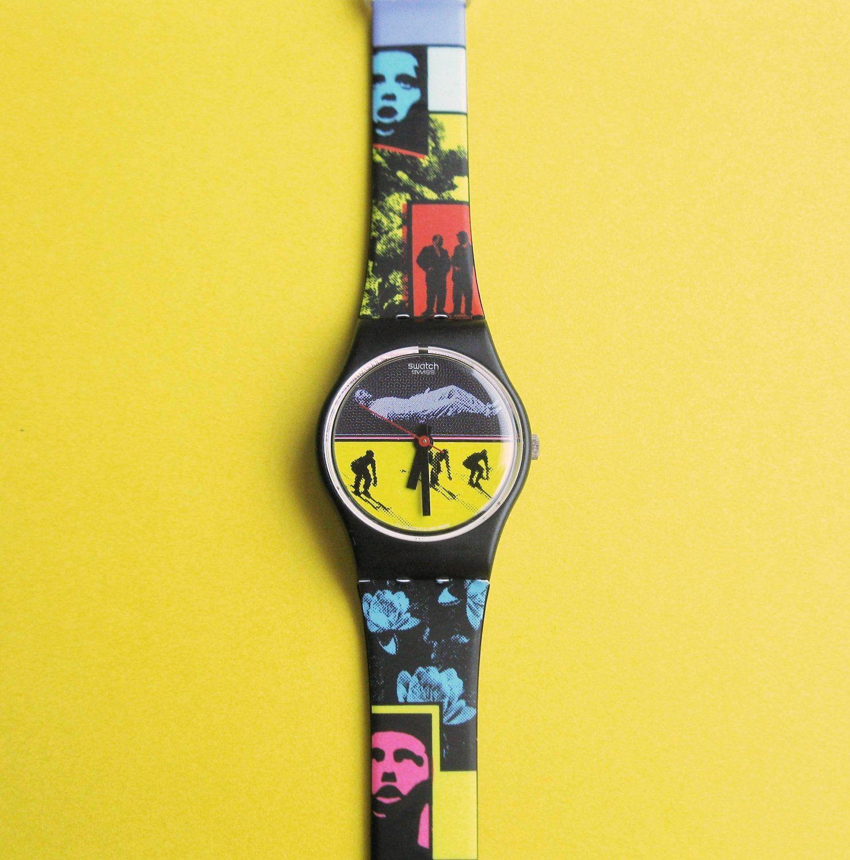 Vintage Swatch Watch Vintage Swatch Watch Swatch Store Swatch Watch