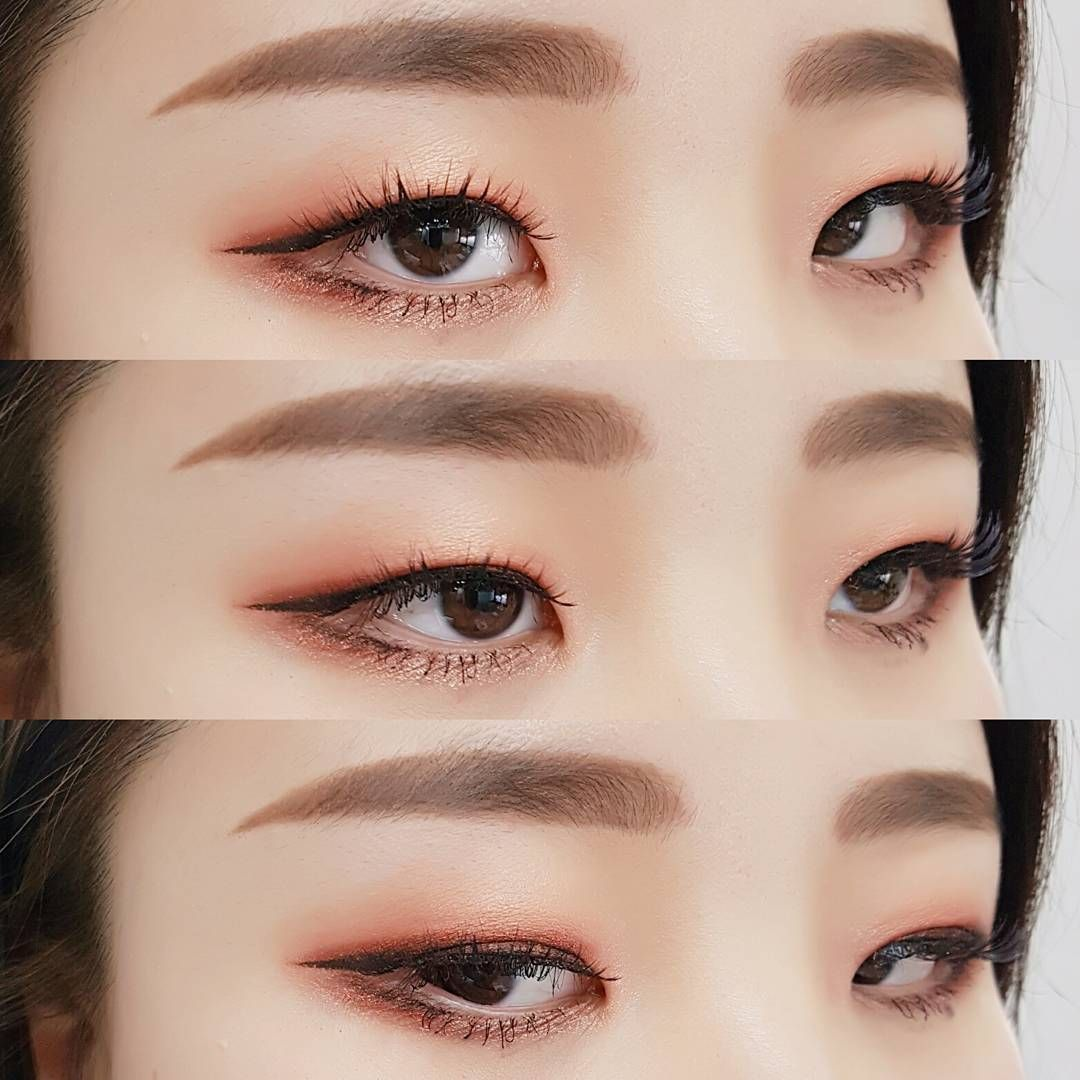 Heck YES hooded eyelids! / mochiigrace Not monolids but