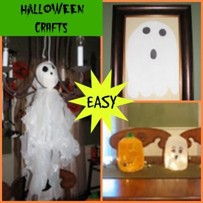 Halloween Decorations On A Budget Easy halloween, Budgeting and - halloween crafts decorations
