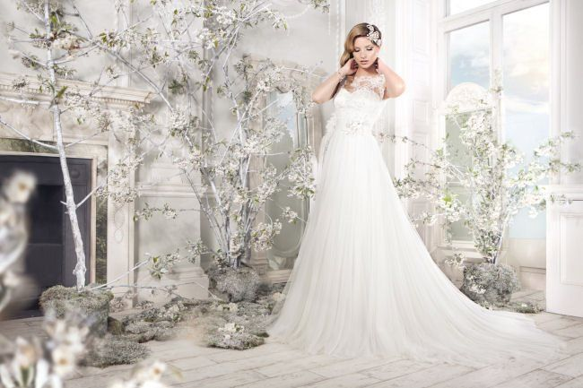 View the 2014 Ellis Bridals Collection #wedding #fashion