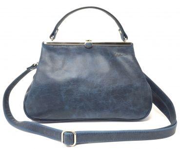 b6387258ecfab shop.kaa-berlin.de - Ledertasche Damen blau
