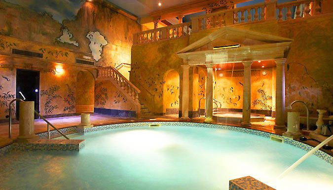 Wilmington Kent 1 Night 4 Luxury Spa Stay With Breakfast Recline Relax And Be Rejuvenated A Break At The Rowhill Grange Hotel Say Goodbye To