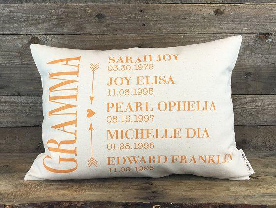 Future Grandpa Pillow Case Christmas present Grandpa Gifts Grandpa Pillow Case