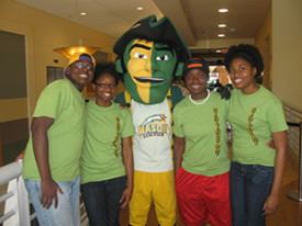 Win FREE Tickets to Siblings Weekend! | George Mason University Online Parent Guide