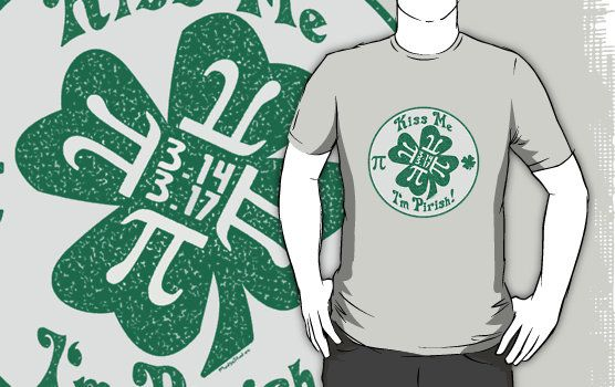 8e512da53 Celebrate Pi Day and St. Patty's Day on both March 14 and March 17 with
