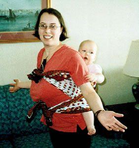 0fba2095e71 Kanga Baby Carrier Wearing Instructions
