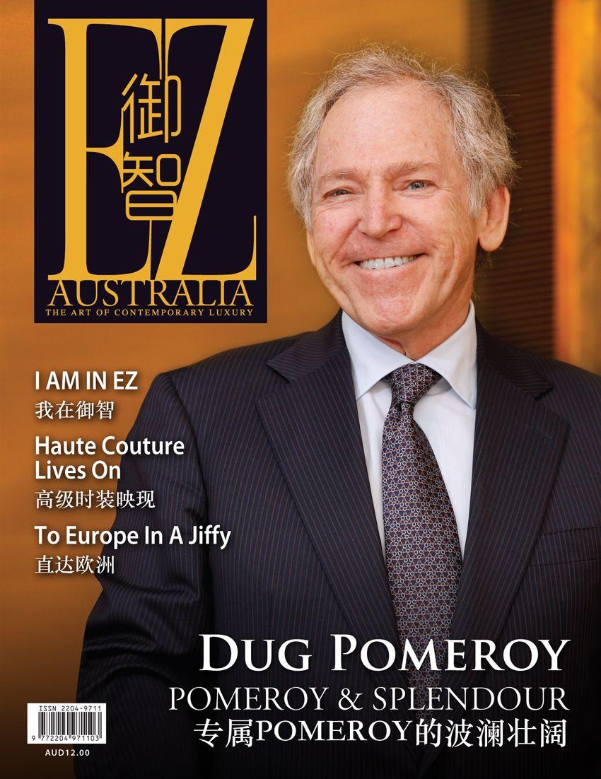 Dug Pomeroy ..Executive Chairman of Pomeroy Pacific