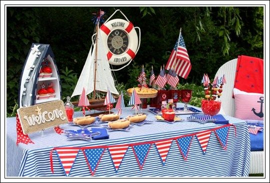 Fiesta marinera cosas que quiero hacer pinterest for Decoracion nautica infantil