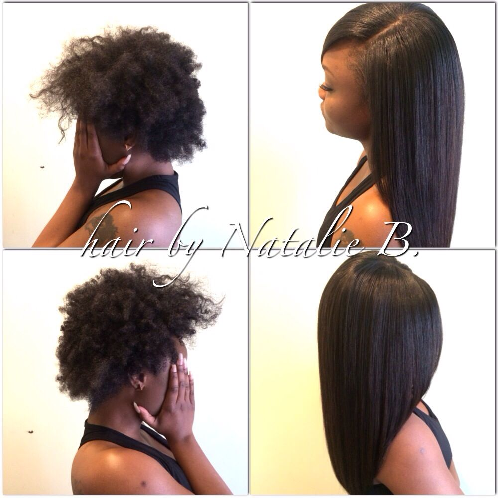 Pin By Natalie Birdsong On Hair Weave Hairstyles Natural Hair Styles Hair Styles