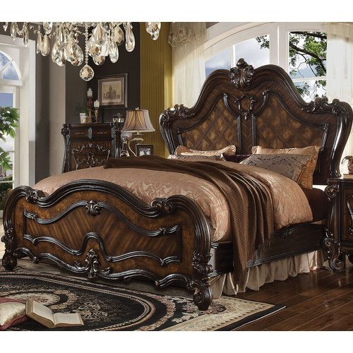 royal panel bed | furniture to die for | panel bed, sleigh