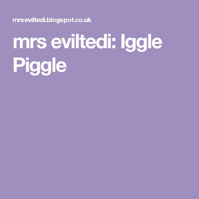 Mrs Eviltedi Iggle Piggle Knitting Pattern Pinterest Knit