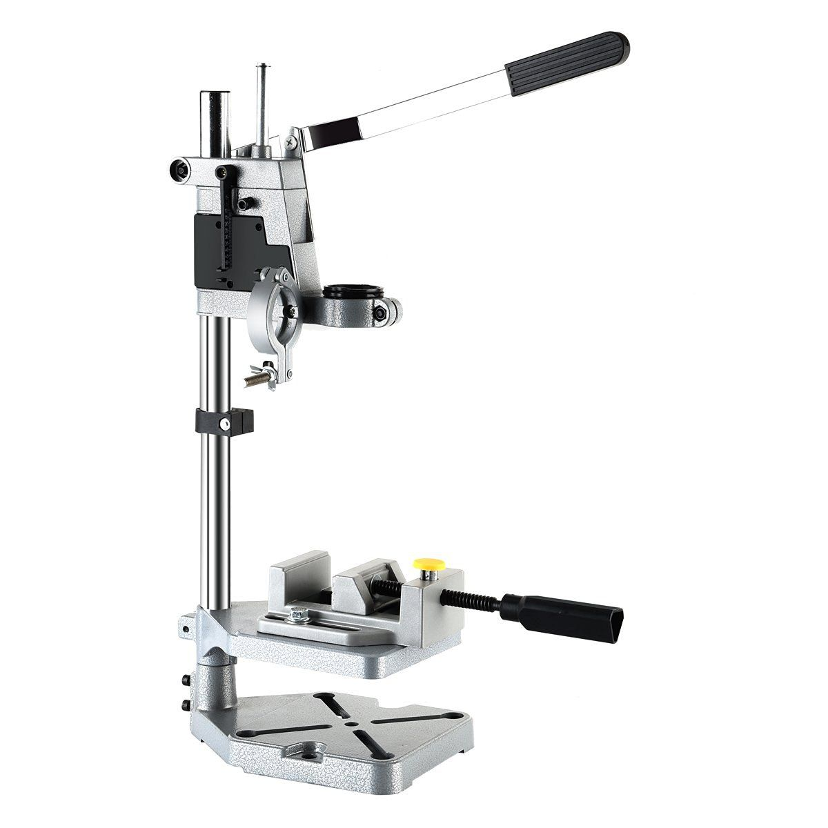Amyamy Electric Drill Bench Drill Press Stand With Drill Press Vise Drill Stand Rotary Tool Work Station Fl Drill Press Stand Electric Hand Drill Drill Holder