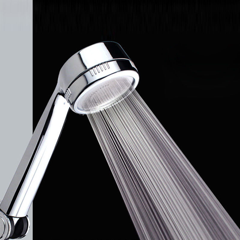 3 99 Anion Handheld Shower Head Nozzle Bathroom Spa Filter
