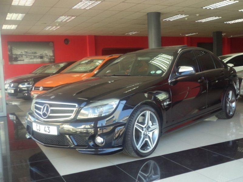 2009 Mercedes Benz C63 Amg For Sale 6 3cc Awesome Machine