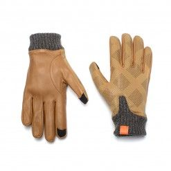 Logan Wales Camel Gloves