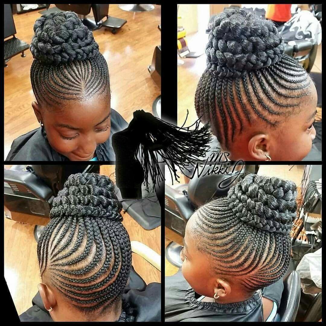 Pin By Terra Clarke On Braids Kids Hairstyles Little Girl