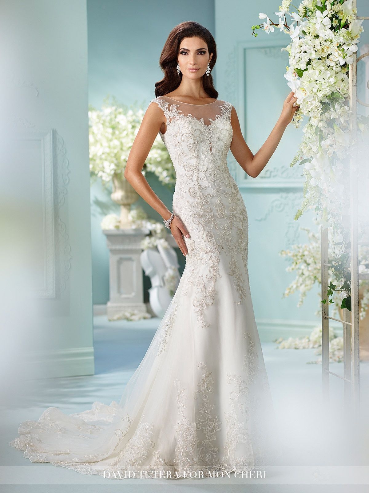 David Tutera - Cersira - 216235 - All Dressed Up, Bridal Gown ...