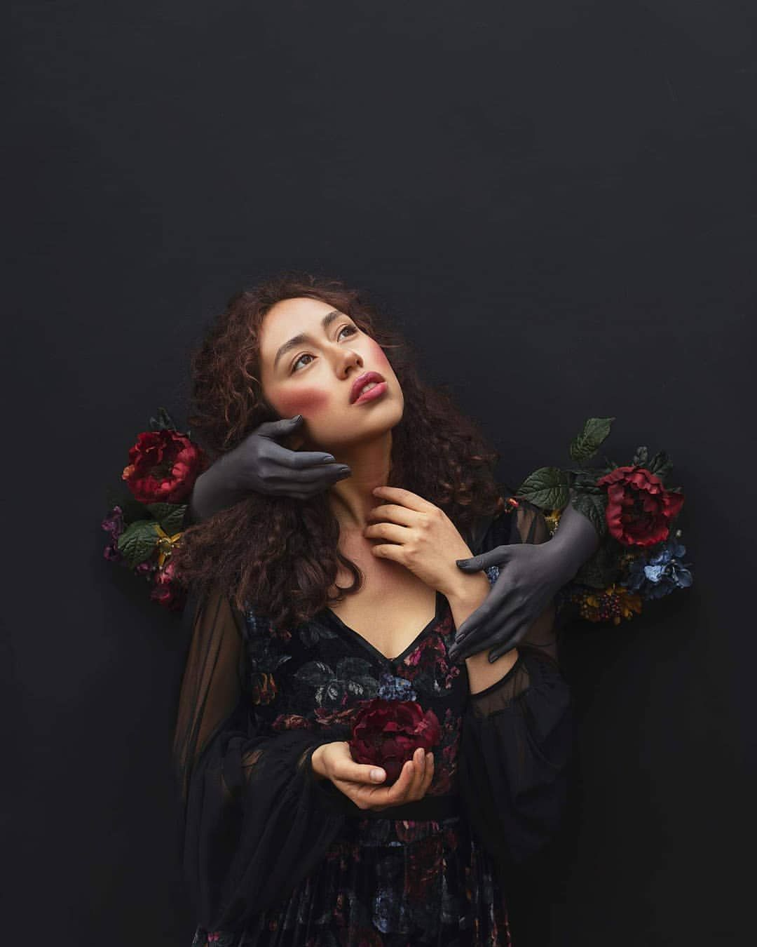 Gorgeous Fine Art Portrait Photography By Aleah Michele Ford With