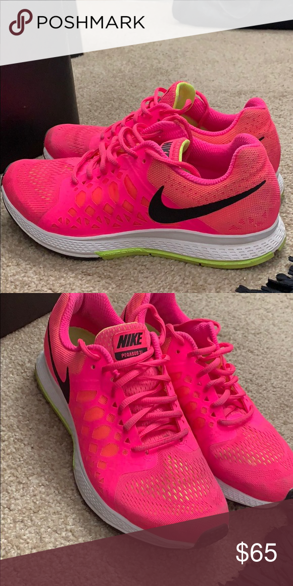 newest b21dc 82bc5 Nike Shoes   Nike Pegasus 31   Color: Pink   Size: 10 in ...