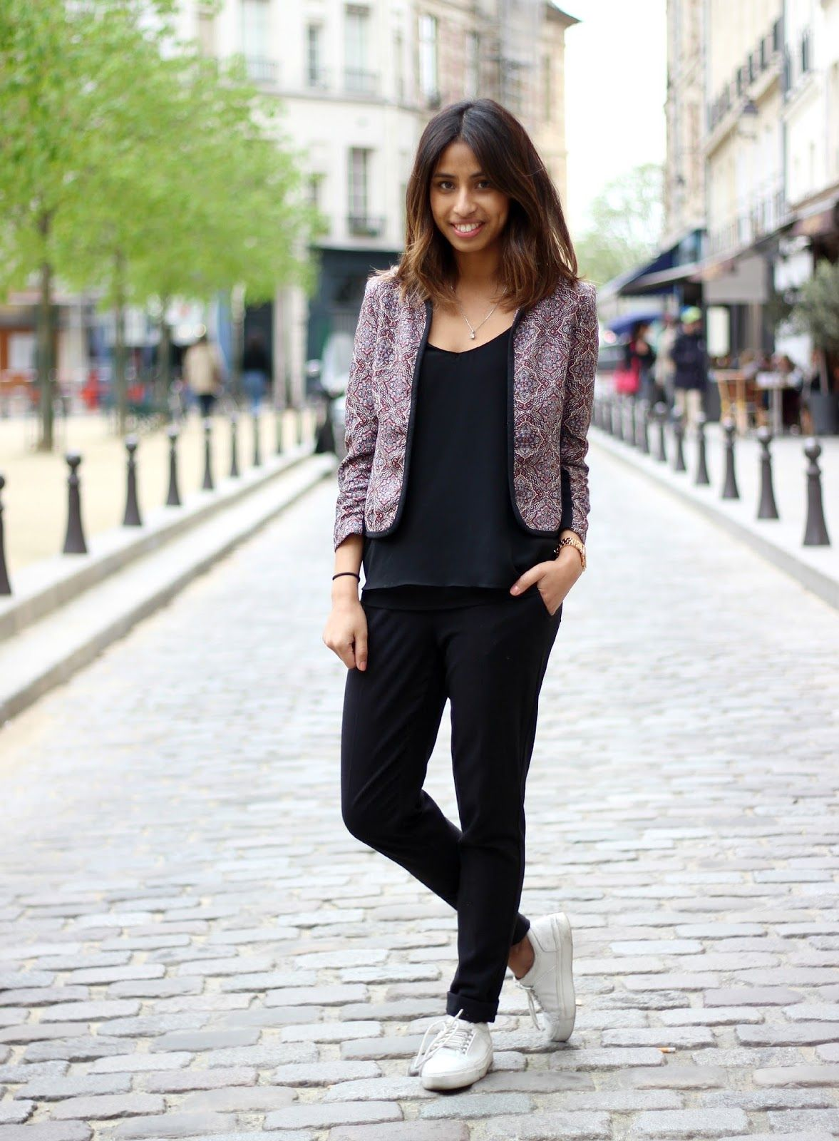Mademoiselle of the City Sporty My Style