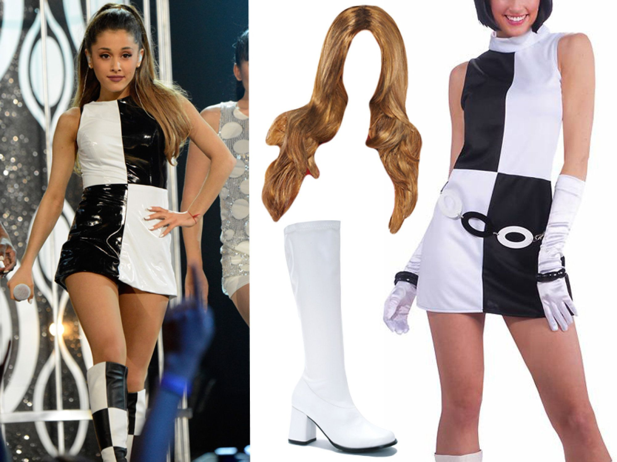 Ariana Grande Halloween Costume 2019.Here Are 2 Extremely Easy Ariana Grande Halloween Costume Ideas