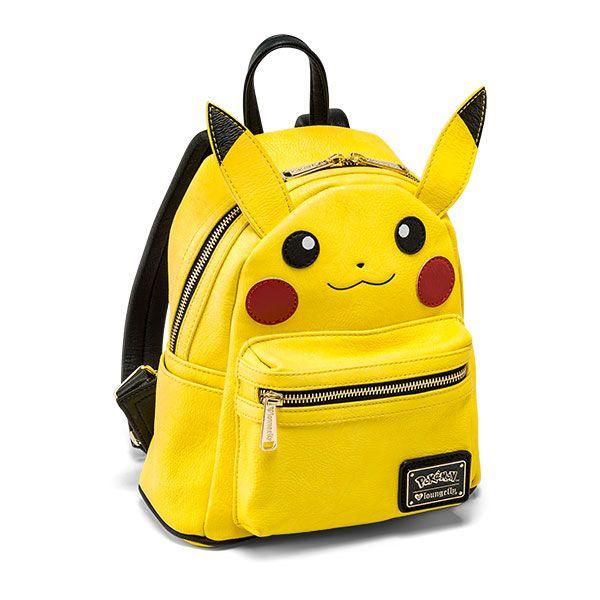Brave Anime Pokemon Pikachu Backpack Pocket Monster Cosplay Kawaii Shoulder Bag Children Plush Backpack Costume Props Novelty & Special Use