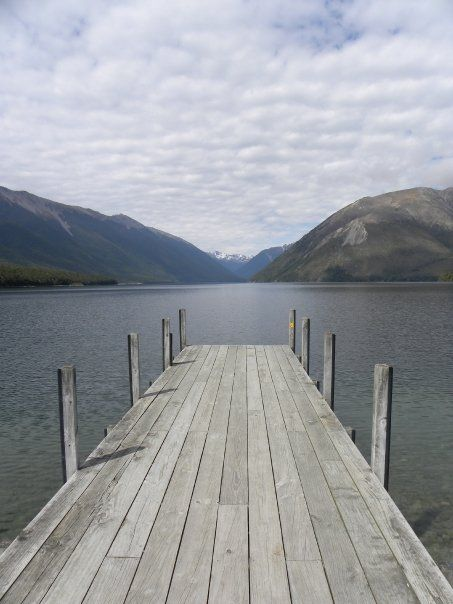 New Zealand has views like this a plenty.
